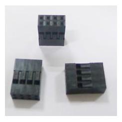 Dupont 2x4 pin