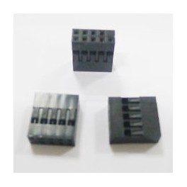 Dupont 2x5  -1 pin  (1 pin blocked)