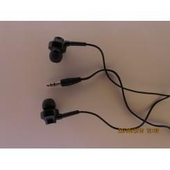3.5mm In-Ear Earphone Kort ledning