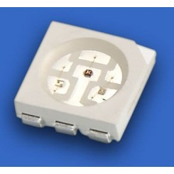 PLCC-6 5050 RGB  LED lysdiode