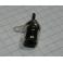 RCA phono cassis fatning Sort