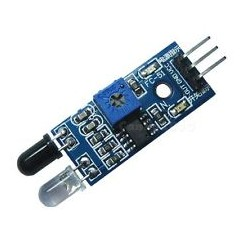 Obstacle Avoidance Sensor Infrared IR