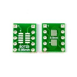 MSOP10 adaptor print