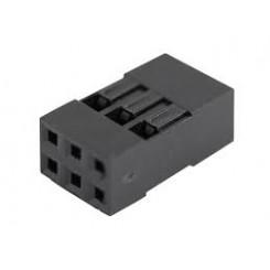 Dupont 2x3 pin