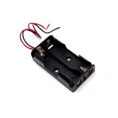 Batteribox 2 x aa