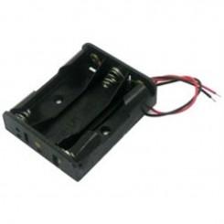 Batteribox 3 x aa