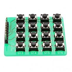 4x4 matrix tastatur keyboard modul