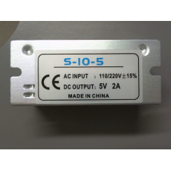 DC 5V 2A Switching Power Supply