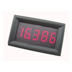 "Digital voltmeter 5 ciffer 0.36"""