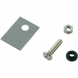 Monteringsmateriale (sæt) til TO220 Silicone