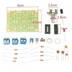 ICL 8038 Type-1 tone generator DIY Kit   10HZ ~ 300kHz
