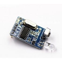Infrarød IR Remote Decoder Encoding, sender og modtager