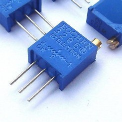 Multiturn Trimmer Potentiometer 100k