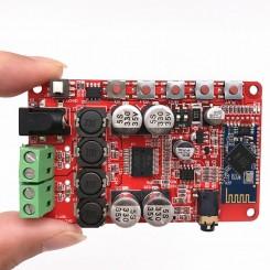 TDA7492 Bluetooth mp3 afspiller med forstærker