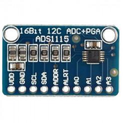 16 bit ADC module ADS1115