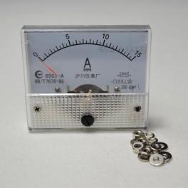 Analog Amperemeter 0-15A