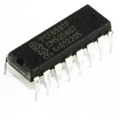 PCF8591 AD DA converter 8 bit