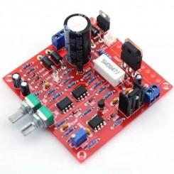 DIY Reguleret strømforsyning 0-30v 2mA - 3A