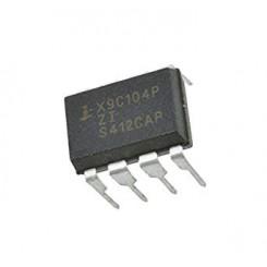 X9C104P Digital potentimeter