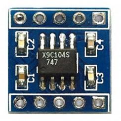 X9C104P Module  Digital potentimeter