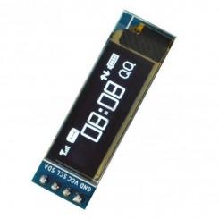 """OLED LCD Display.  0.91"""" 128x32  I2C"""