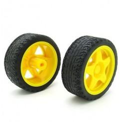 Hjul til Gear-motor