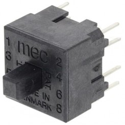Unimec momentary switch
