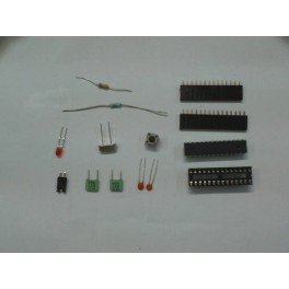 ATMEGA328  Arduino komponent set