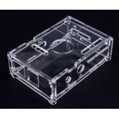Raspberry Pi Transparent Clear Acrylic Case