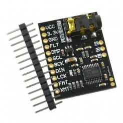 Raspberry HiFi lyd  PCM5102A