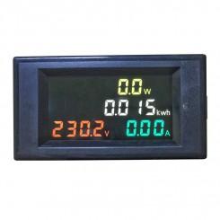 Effekt meter AC 80-300 volt