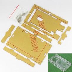 Transparent Clear Acrylic Case for  MEGA 2560 R3 Board