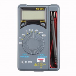 Auto Range Pocket Digital Multimeter