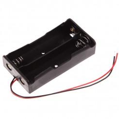 Batteribox  2 x 18650 lipo