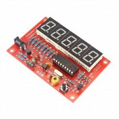 Frekvenstæller-1 samlesæt  DIY. 1Hz-50MHz.