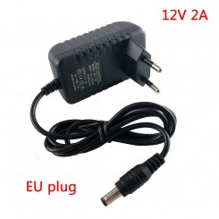 12V 2A AC DC Power Adapter