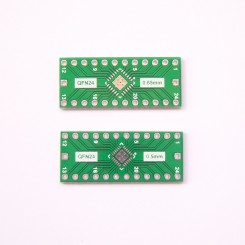 QFN24  adaptor print