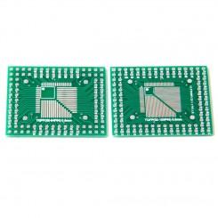 QFN univesal  adaptor print