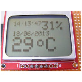 Nokia 5110 display
